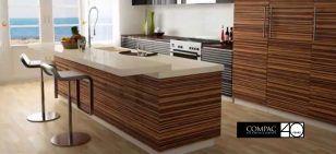 Compac kitchen worktops