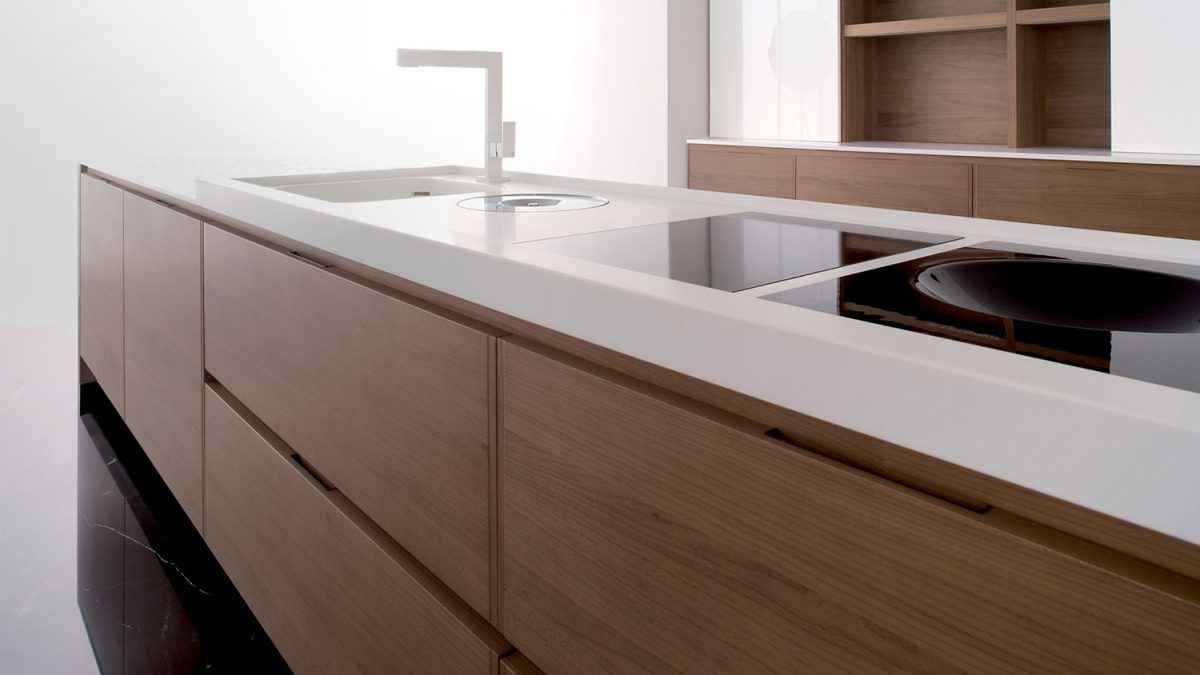 corian kitchen worktop