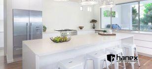 Hanex kitchen worktops