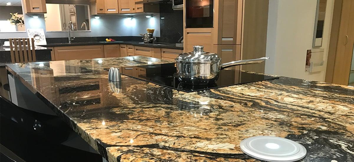 granite vs quartz worktops countertop comparsion free samples. Black Bedroom Furniture Sets. Home Design Ideas