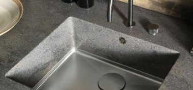 sparkling sink